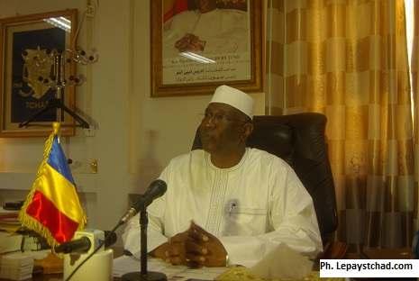 Ali Haroun, maire de N'Djamena pour la 4ème fois 1