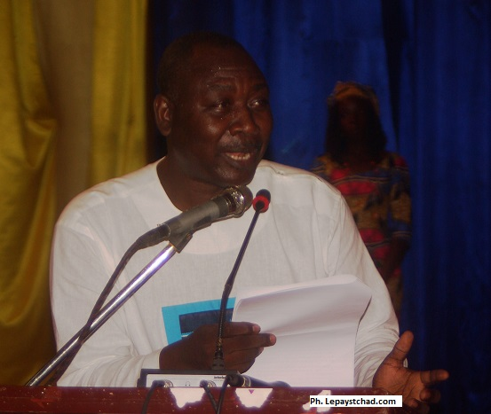 Nocky Djedanem fait le plaidoyer pour la culture, la jeunesse et la paix au Tchad
