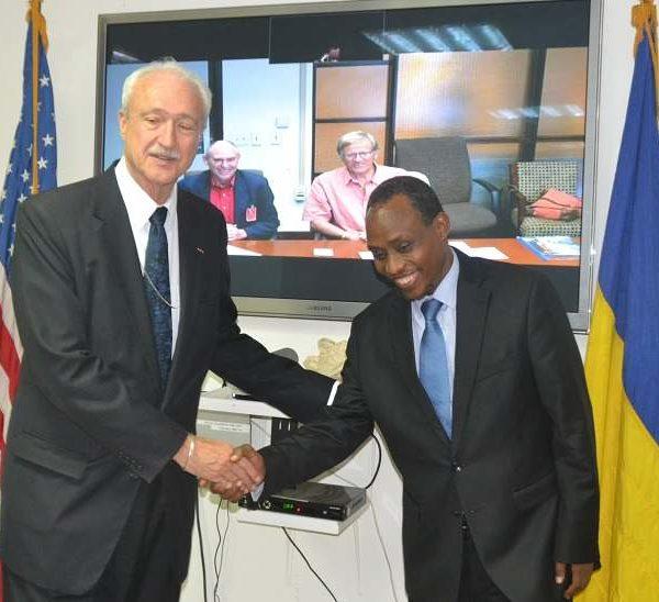 Les USA financent le projet de préservation et la valorisation de l'art rupestre au Tchad