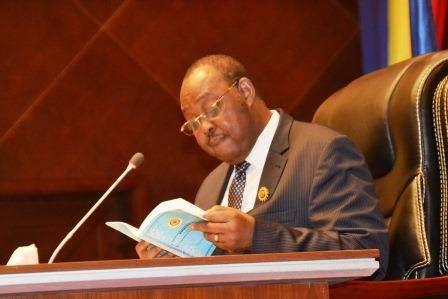 Tchad: L'Assemblée Nationale apporte son soutien au CMT 1