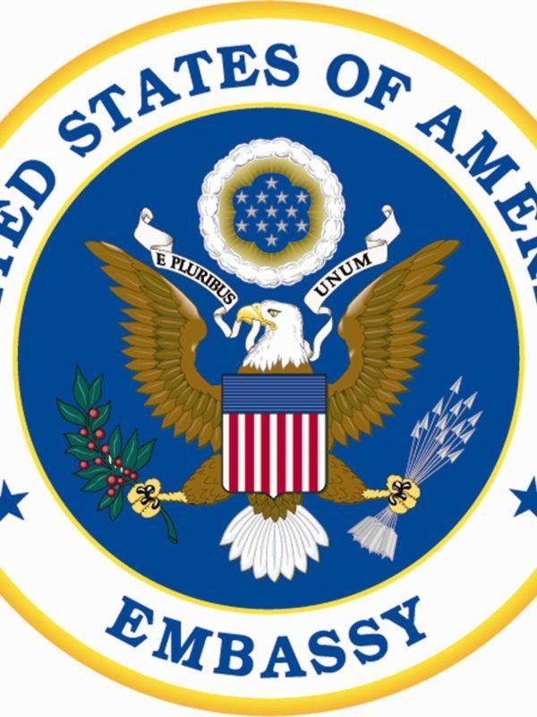 Un individu armé a tiré sur l'ambassade des Etats-Unis ce matin
