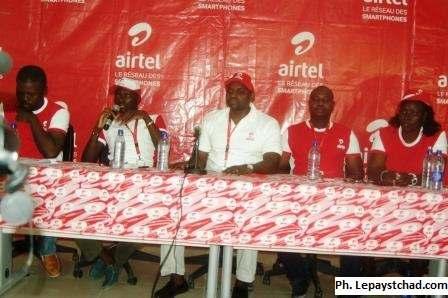 Airtel Tchad lance sa campagne de fin d'année