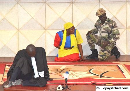 « La Houlette » pour une paix au Tchad