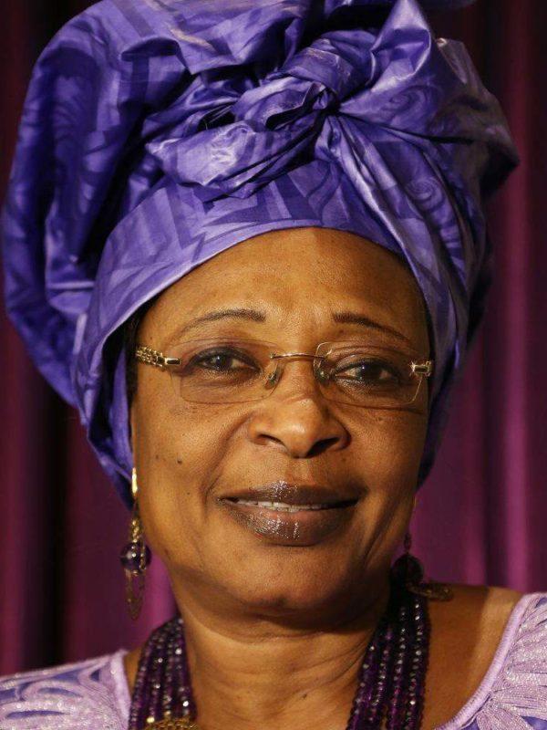 Jacqueline Moudeina honorée par le Prix franco-allemand des droits de l'homme