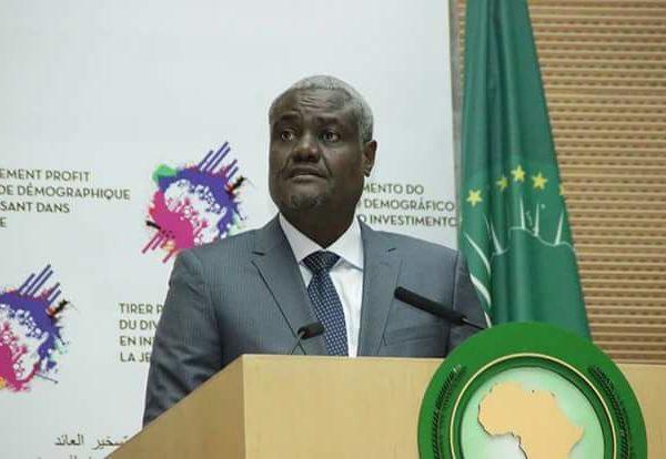 Moussa Faki  plébiscité pour un second mandat à l'UA