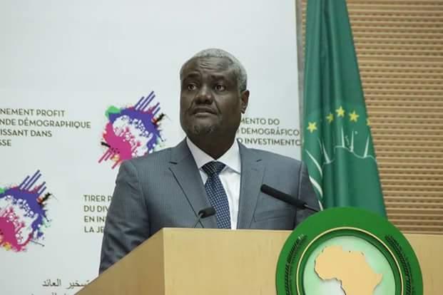 Moussa Faki  plébiscité pour un second mandat à l'UA 1