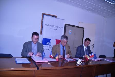 La France soutient le service de santé des armées tchadiennes engagées sur tous les fronts 1