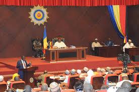 Une session extraordinaire s'ouvre à l'Assemblée nationale 1