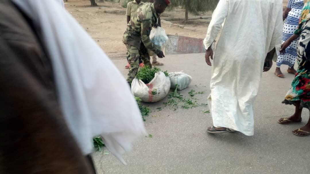 Du carburant frauduleux retrouvé dans des sacs de légumes importés du Cameroun 1