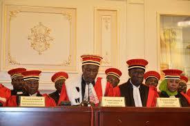 Rentrée judiciaire 2018-2019 de la Cour suprême 1