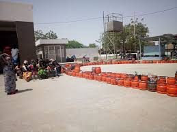 La pénurie du gaz butane au Tchad: La J'M appelle à une journée de casserole le 27 mars prochain 1
