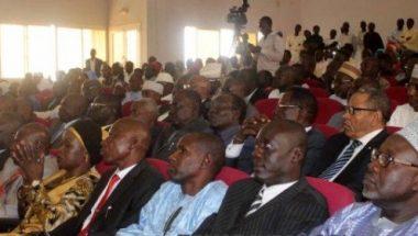 Céni: les nouveaux membres prêtent serment devant la Cour suprême. 1
