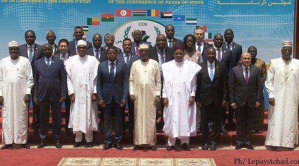 Cen-Send : N'Djaména abritera provisoirement le siège