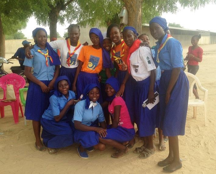 Sensibilisation pour les droits des enfants, le dépistage, le planning familial et l'hygiène corporelle 1