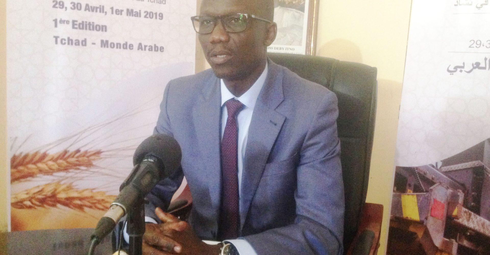 N'Djaména accueillera la 1ère édition du forum Tchad-Monde Arabe 1