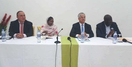 Bet Al Nadjah et l'Ambassade de France présentent le résultat du projet Mpe