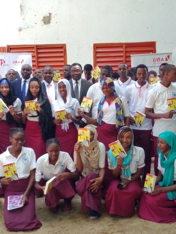 Appui de la fondation UBA aux établissements scolaires