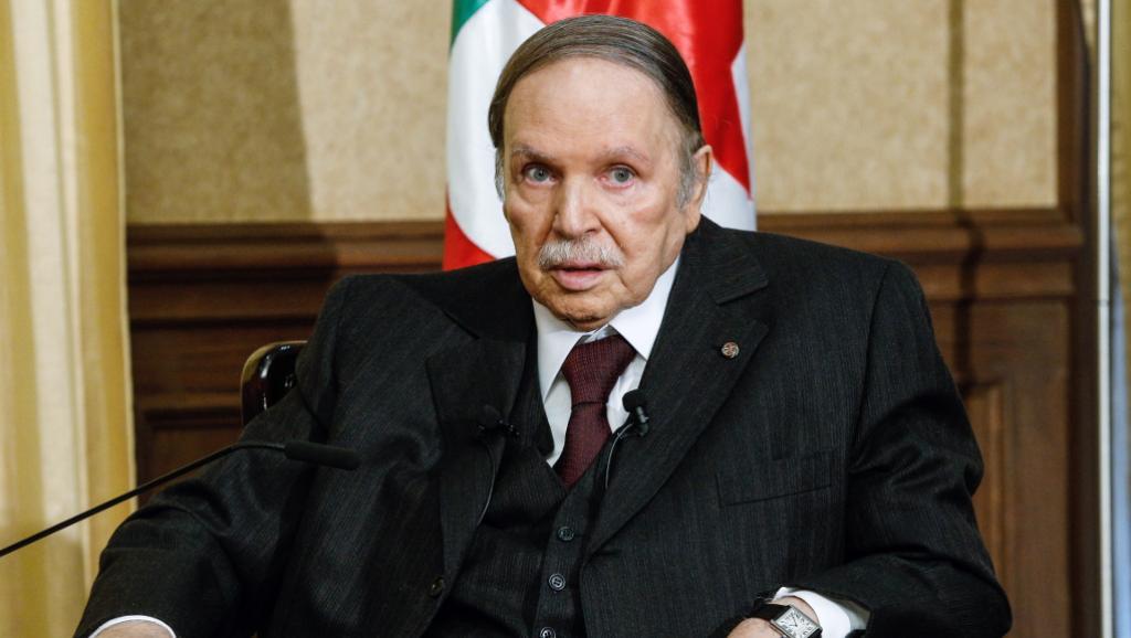 Algérie: Bouteflika a remis sa démissionné 1