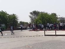 Les étudiants de Toukra exigent la réouverture de leur restaurant 1