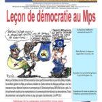Le Mps a du mal avec la démocratie 3