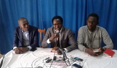 Le collectif des avocats de Tokama Keumaye  se dit surpris de la qualification de « complicité d'atteinte à l'ordre constitutionnel » a attribuée à son client par le parquet hier lors de la comparution de l'activiste 1