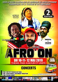Deuxième édition du  festival Afro'On