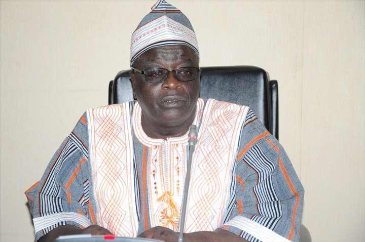 Décès de l'ambassadeur du Burkina Faso au Tchad 1