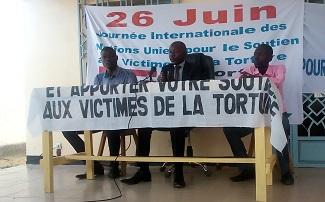 L'Ajpnv célèbre les victimes de la torture 1
