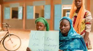 Sensibilisation des autorités traditionnelles contre le mariage des enfants 1