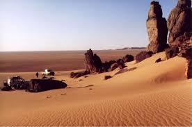 Deux tchadiens tués et trois autres blessés dans le Sahara nigérien 1