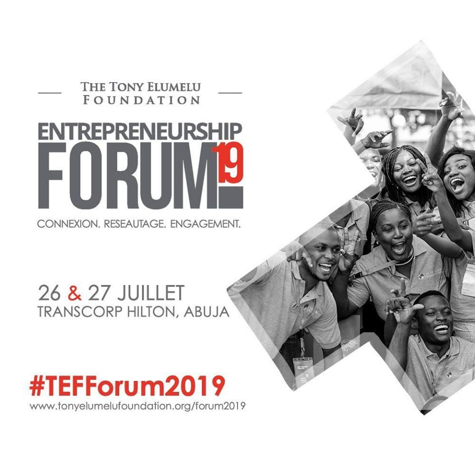 Les Présidents Félix Tshisekedi, Paul Kagamé et Macky Sall seront présents à l'édition 2019 du Dialogue Présidentiel au Forum d'Entreprenariat de la Fondation Tony Elumelu 1