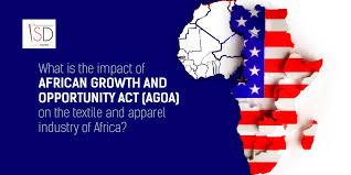 L'Agoa : une porte pour le commerce africain 1