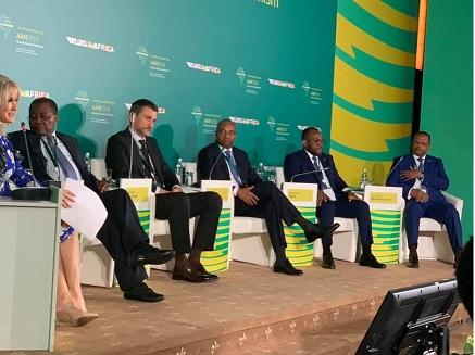 L'Afrique centrale à la conquête des investissements russes