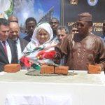 Signature d'une convention entre les Ena du Tchad et de la France 3