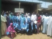 Le Fonap et le centre de formation J-Rabel forment les veuves en couture 1