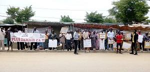 2ème acte de mobilisation de soutien des activistes, artistes et bloggeurs aux victimes de HH 1