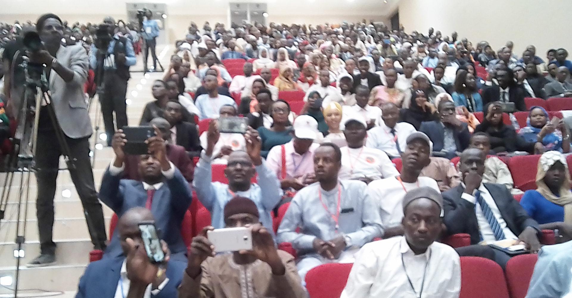 Idriss Déby Itno « la vitalité de notre démocratie et notre gouvernance exige une pleine participation des jeunes » 1