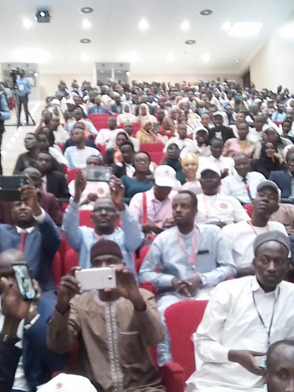 Idriss Déby Itno « la vitalité de notre démocratie et notre gouvernance exige une pleine participation des jeunes »