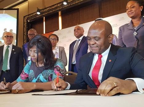 Le Pnud en partenariat avec à la Fondation Tony Elumelu pour autonomiser 100 000 jeunes entrepreneurs en Afrique