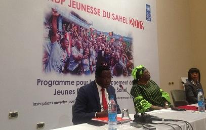 Le Tchad lance le programme Tef –Undp jeunesse du Sahel