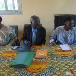 La fibre optique Adré - N'Djamena inaugurée 2