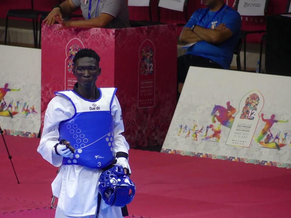 Jeux africains : Bétel Casimir offre au Tchad sa deuxième médaille 1