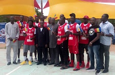 Les Sao version basketball, fierté du sport tchadien 1