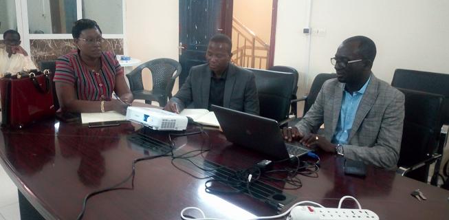 L ' Enaref se rapproche du public tchadien 1