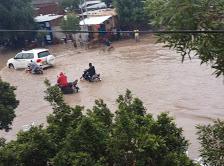 Le 7eme arrondissement sous les eaux 1