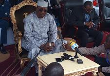 Deby « je suis déçu et les Tchadiens sont déçus des dirigeants du sport » 1