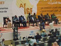 N'Djamena accueille la 8e édition du forum africain sur la gouvernance de l'internet 1