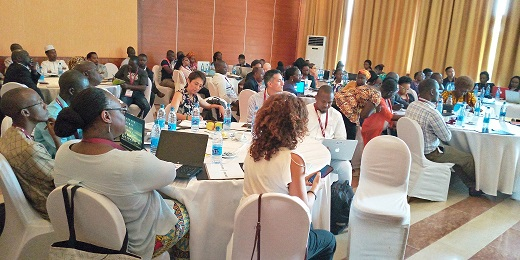 Cinquante jeunes africains à l'école de la gouvernance de l'internet