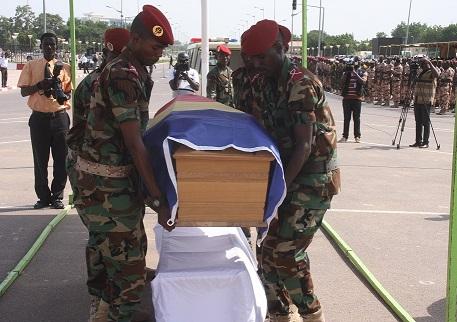 Adieu général Djimet Mamari Ngakinar 1