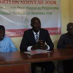 Le Mouvement citoyen J'M menace d'appeler les jeunes sans emploi à une action citoyenne 2